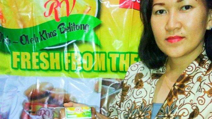 Berawal Liburan ke Belitung, Wanita Asal Bangka Ini Malah Buka Usaha dan Menetap