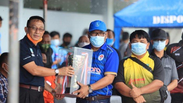 Peringati Hari Jadi ke-18 Belitung Timur, Dinas Pemuda dan Olahraga Beltim Gelar Liga Desa