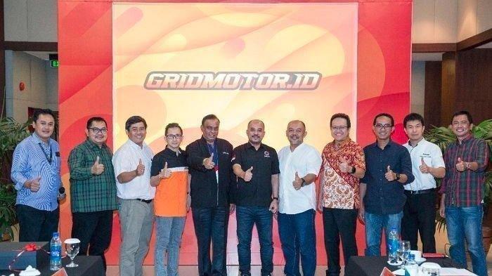 Portal Gridmotor.id Jadi Bagian GridNetWork dan Diskusi Tentang Industri Motor Lancar