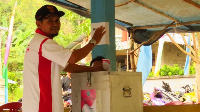 Jamin Hak Suara Warga Binaan, KPU Sediakan TPS di Lapas Cerucuk