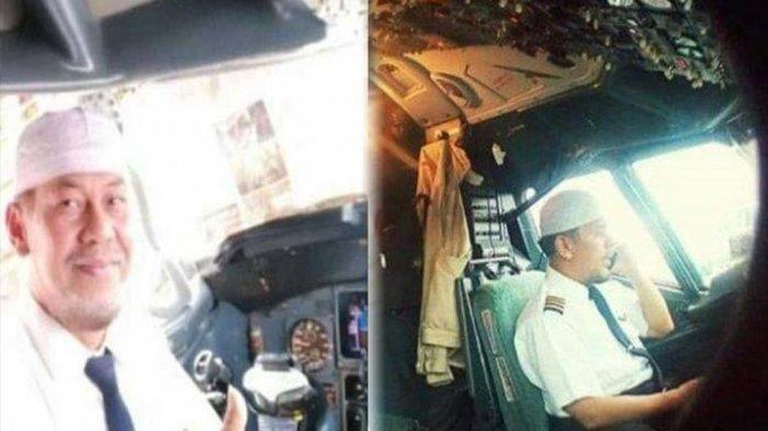 Sosok Pilot Pesawat Sriwijaya Air SJ 182, Arie: Di kantor Ternyata Beliau adalah Seorang Ustadz