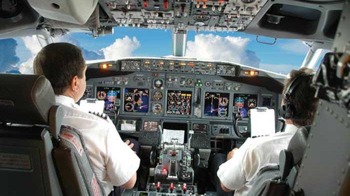 Pilot yang Bawa Keluarga ke Dalam Kokpit Dinonaktifkan Lion Air
