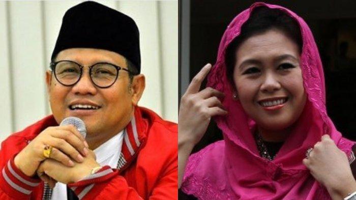 Cak Imin Bantah Pernyataan Yenny Wahid soal Pecahnya Suara NU di Pilpres