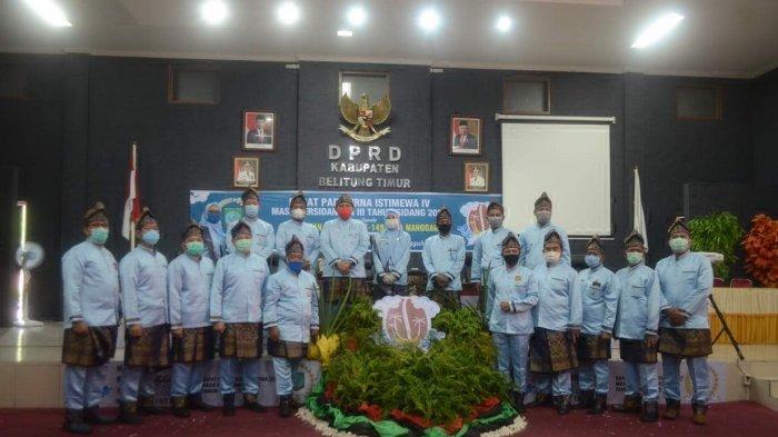 Peringati Hari Jadi Ke-149 Kota Manggar, Jadikan Manggar Maju dan Belitung Timur Tangguh - pimpinan-dprd-kabupaten-belitung-timur-beltim-bersama-segenap-anggota.jpg