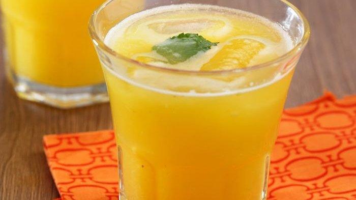 Pineapple Watermelon Soda Enak Ini Bisa Tersaji dalam Waktu Kilat