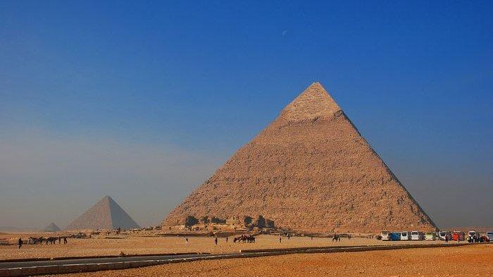 3 Piramida Ini Tak Kalah Menakjubkan dengan Piramida di Mesir, Ada Piramida Aztec hingga Romawi