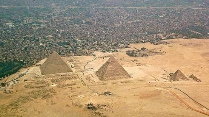 Piramida Berusia 4.500 Tahun Simpan Hal Misterius