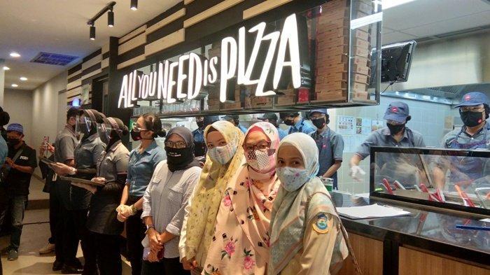Pizza Hut Telah Hadir di Pangkalpinang, Investasi Rp 5 Miliar dan Serap 100 Tenaga Kerja