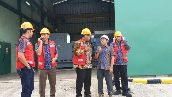 Direksi PLN Pastikan Keandalan Pasokan Listrik di Belitung