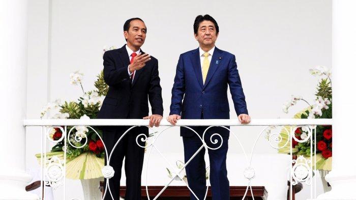 Jokowi Bertemu PM Jepang di Istana Bogor, Ini Empat Permintaan Pemerintah Indonesia