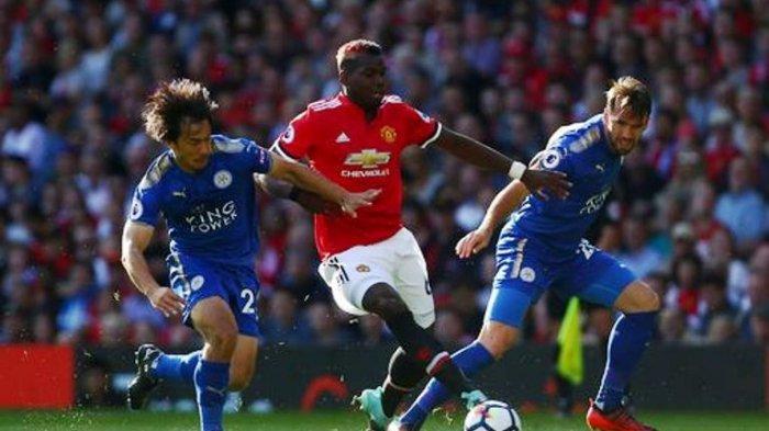 Tonton LIVE STREAMING Leicester Vs Manchester United Pukul 02.45! Setan Merah Harus Waspada