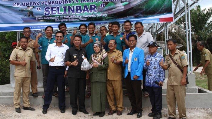 Tingkat Keberhasilan Budidaya Ikan Lele Teknologi Bioflok Pokdakan Selinbar Capai 80 Persen