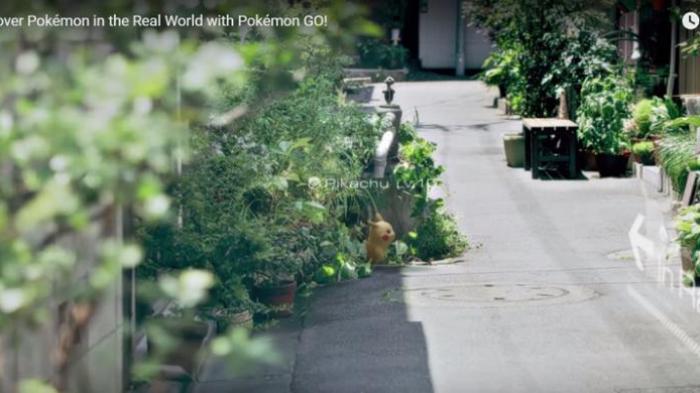Ketika Pejabat Negara Juga Berburu Pokemon di Istana Presiden