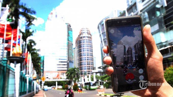 'Demam' Pokemon Mewabah, Pejabat Negara Pun Ikut Tertular, Ini Kata Pramono