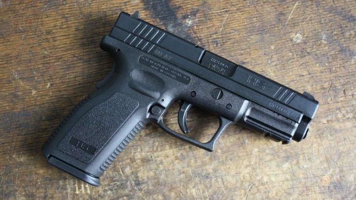 Dua Polisi Curi 7 Pistol HS dari Gudang Logstik Polda Babel, Lalu Dijual Seharga Rp 15 Perunit