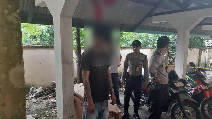 Polisi Temukan Luka Sayatan Pada Nadi Kiri Lelaki yang Gantung Diri di Parkiran Dindikbud Belitung