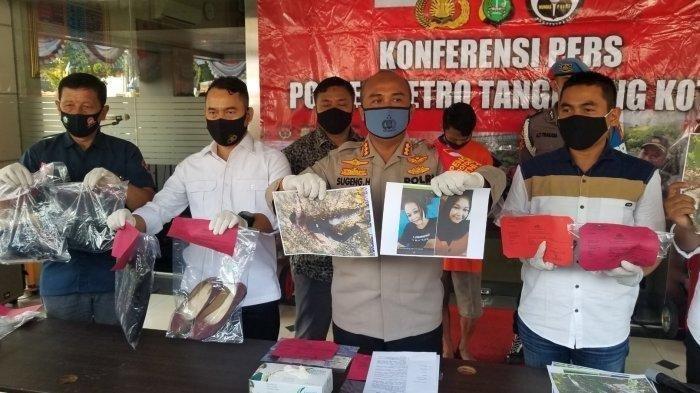 Pemuda Aniaya Pacar hingga Tewas di Tangerang, Mengaku Cemburu hingga Trauma Gagal Nikah