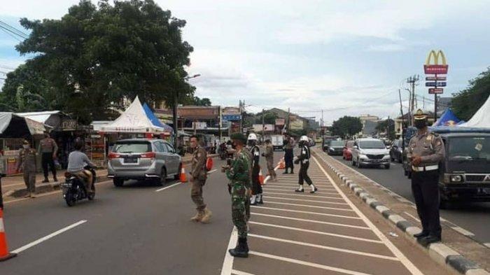256 Kendaraan Diminta Putar Balik Karena Tak Punya SIKM di Jakarta Barat