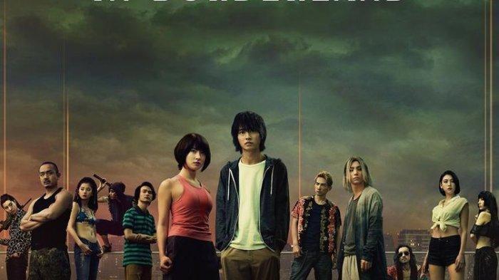 Film Serial Alice in Borderland Segera Tayang di Netflik 10 Desember 2020