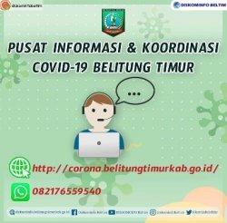 Ingin Lihat Perkembangan Terkini Soal Virus Corona di Belitung Timur? Buka Ini