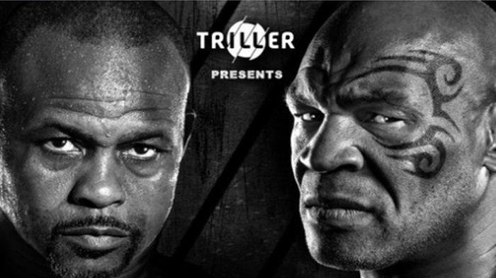 Menegangkan, Mike Tyson Sebut Hanya Menang atau Mati saat Bertarung Melawan Roy Jones Jr