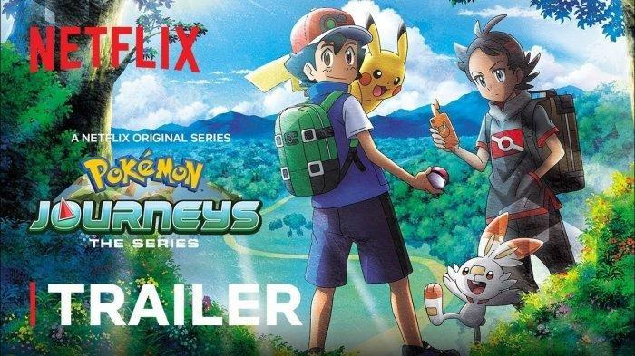 Mulai 12 Juni 2020, Netflix Siap Tayangkan Pokemon Journeys: The Series