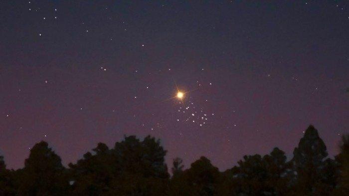 Lima Fakta Bintang Tsuraya, Banyak Dikaitkan dari Gugus Bintang Hingga Legenda Jaka Tarub