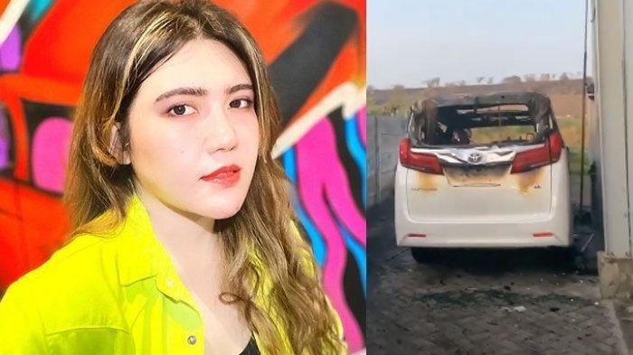 Posisi Duduk Via Vallen Jadi Perhatian Hingga Ditegur Hakim di Sidang Kasus Pembakaran Mobil