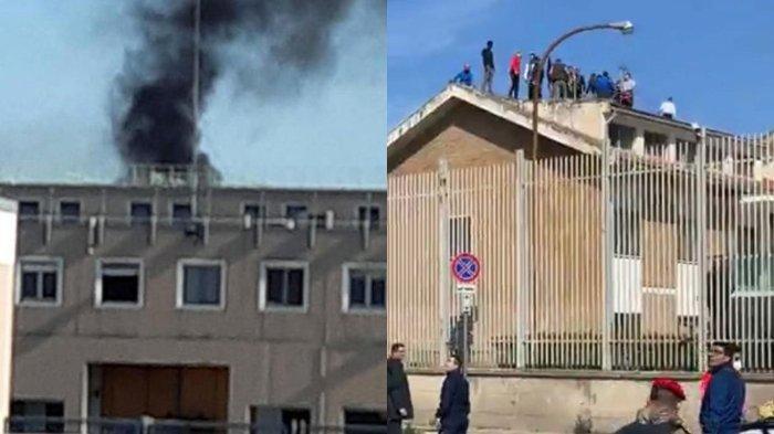 Iran Didesak Bebaskan Tahanan Politik karena Wabah Covid-19, Penjara Disebut Mudah Ada Penularan