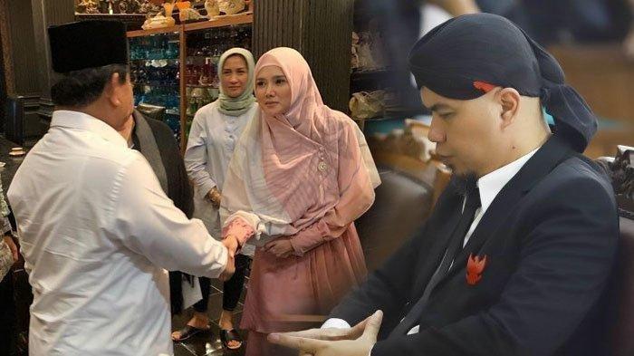 Ahmad Dhani dan Mulan Jameela Banjir Ucapan Selamat tapi Diprediksi Tak Lolos Jadi Wakil Rakyat