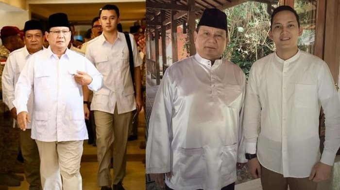 Dahnil Anzar Kenalkan Dua Sespri Prabowo, Satu Diantaranya Ternyata Pacar dari Artis Cantik Ini