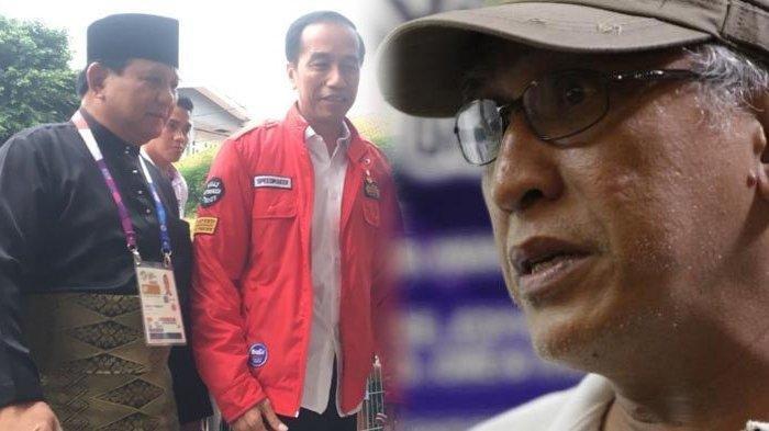 Unggah Foto Anggota Polri Tidur di Kaki Anggota TNI Depan Kotak Suara, Iwan Fals: Wah Ini Keren