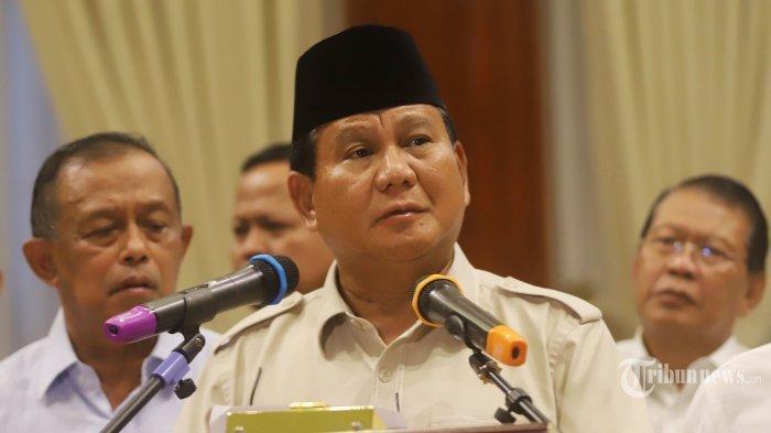 Prabowo Kecewa, Akan Cari Jalan Hukum Lain Setelah MK Tolak Seluruh Gugatannya
