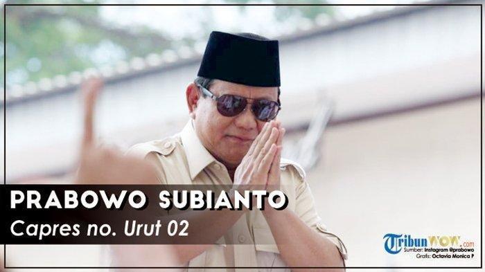 Pria Ini Sumbang Rp 50 Ribu dan Minta Doa ke Prabowo, Begini Balasan dari sang Ketum Gerindra