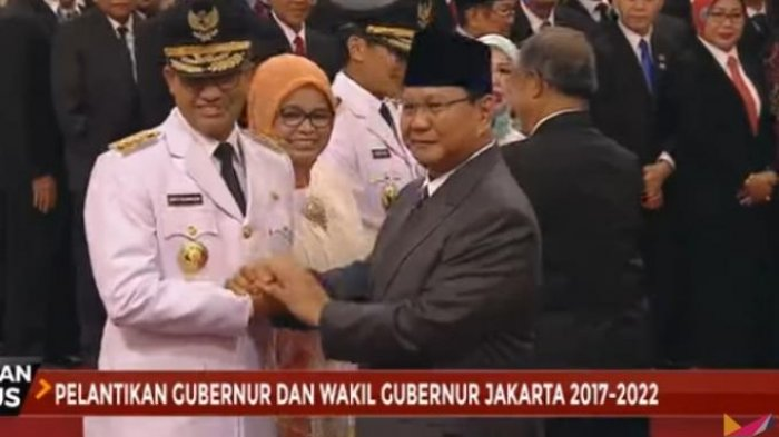 Gerindra Kemungkinan Berkoalisi dengan PDIP, Prabowo Bakal Lawan Anies di Pilpres 2024