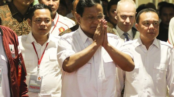 Cawapres Prabowo Semakin Mengerucut Ada Dari Partai Koalisi dan Luar Termasuk Muhaimin