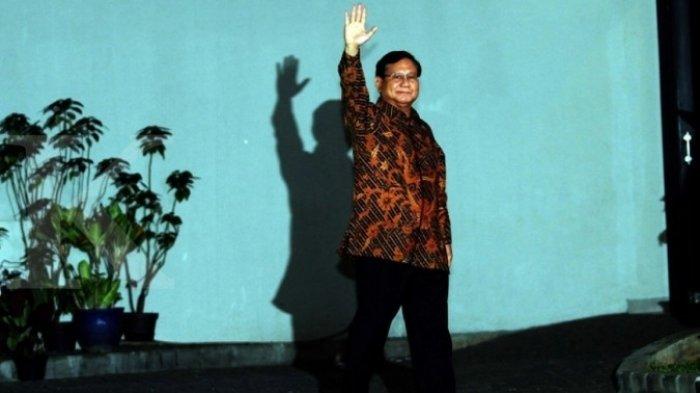 Prabowo Sebut Capek Ketemu Orang PKS dan PAN Bicara Koalisi Semua Orang Pintar