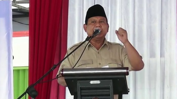 Jika Pilpres Curang, Prabowo Subianto Akan Mundur Apapun Risikonya