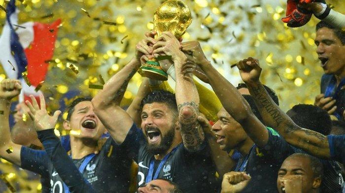 Tak Disetujui Negara Jazirah Arab, Piala Dunia Qatar 2022 Terancam Batal