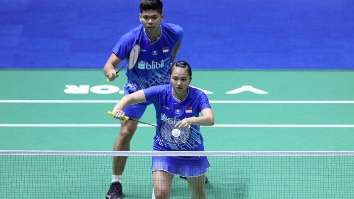 Praveen/Melati Tembus Semifinal French Open 2019 Setelah Kalahkan Unggulan Thailand