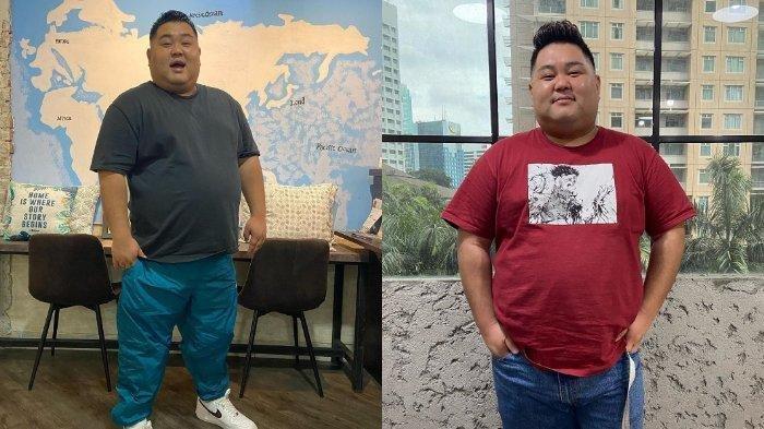Sukses Turun Sampai 23 Kilo Dalam Dua Bulan, Ini Rahasia Besar Kenta Meski Bisa Makan 3 Kali!
