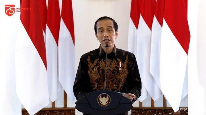 Jokowi: Kesempatan Pertumbuhan Ekonomi Hanya di September, Kalau Minus Artinya Masuk Ke Resesi