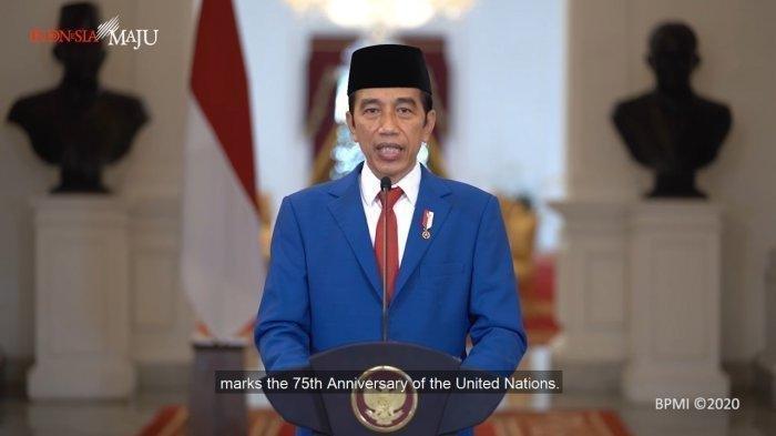 Ini Alasan Presiden Jokowi Tak Gunakan Bahasa Inggris saat Pidato di Sidang Umum PBB