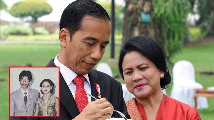 Potongan Rambut Iriana Jokowi Bikin Wajah Istri Presiden Jokowi Berubah, Pria Ini di Baliknya