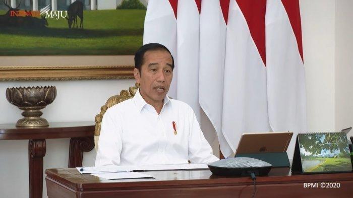 Jokowi Ingatkan Masyarakat Agar Jalankan Protokol Pencegahan Penularan Covid-19 Secara Disiplin