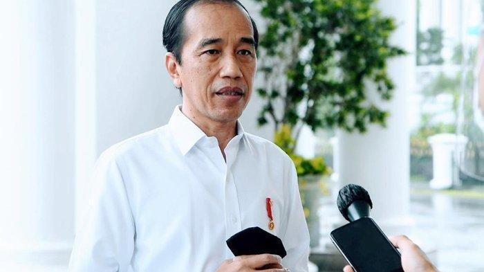Tersentuh Hatinya, Jokowi Kirim Utusan Ke Sukabumi Bantu Istri Terduga Teroris yang Terlilit Utang