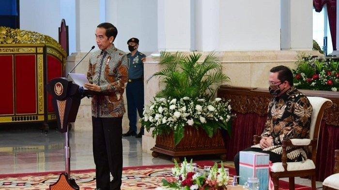 Presiden Jiko Widodo Resmi Bubarkan 18 Lembaga, Ini Daftar Lembaga yang Dibubarkan