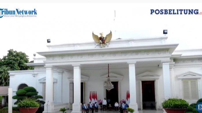 Enam Menteri Baru Kabinet Jokowi, Berikut Daftar Namanya, Ada Sandiaga Uno Jadi Menparekraf