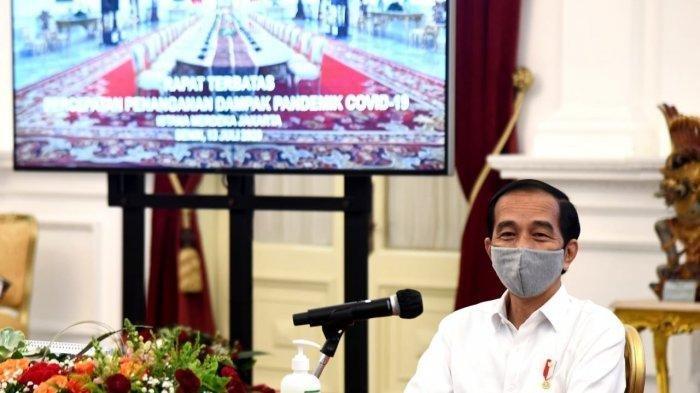Presiden Joko Widodo Siapkan Inpres Sanksi Pelanggar Protokol Kesehatan, Begini Jelasnya