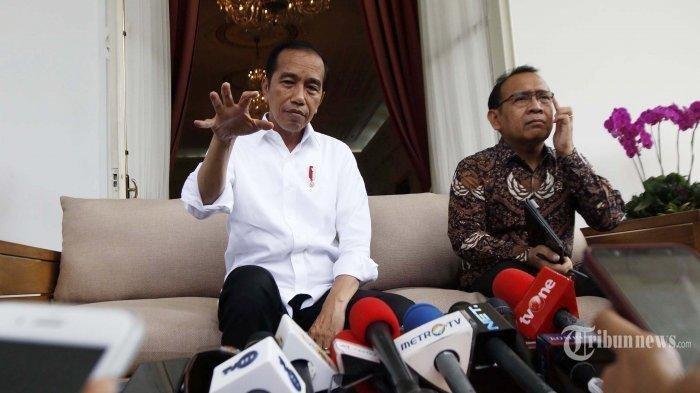 Jokowi Pastikan Pemerintah Belum Berencana Berlakukan Lockdown Wilayah yang Terpapar Covid-19